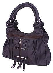 H&H Women's Handbag Dark Brown (AHB4RDb)
