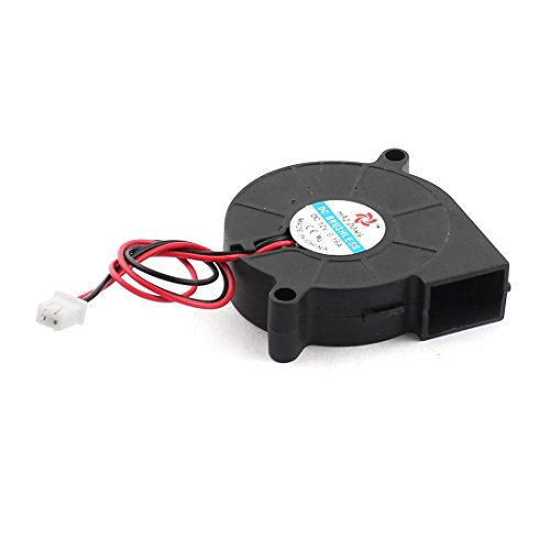 50mmx15mm 3500RPM Brushless DC Cooling Blower Fan 12V 0.16A
