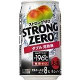 サントリーチューハイ -196℃ ストロングゼロ 《ダブル完熟梅》 350ml×24缶(1ケース)