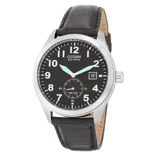 Citizen Men's BV1060-07E Eco Drive Strap Watch