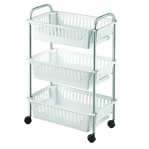 metaltex-oslo-3-carrello-multiuso-3-cestini-colore-argento-bianco