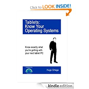 Tablets: Know Your Operating System