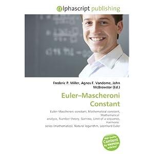 Euler Mascheroni Constant | RM.