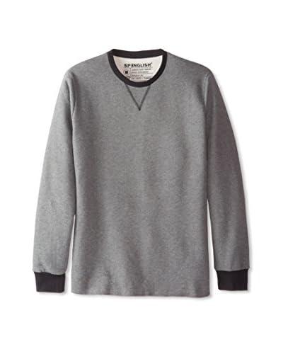 Spenglish Men's Crew Neck Sweatshirt