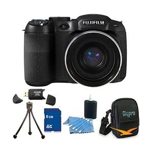 FinePix S2950 14 MP 18x Wide Angle Zoom 3.0 LCD Digital Camera
