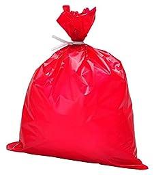 Elkay HD08511RE 1 mil High-Density Dressing Disposal Bag, 8 1/2\