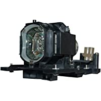 Lutema DT01022-P01 Hitachi CPRX80LAMP Replacement LCD/DLP Projector Lamp