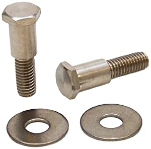 Amazon.com: AutoLoc 57478 Stainless Steel Striker Bolt for