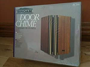 Broan Door Chime Rc308 Door Bell