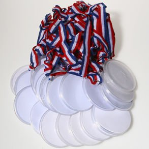 24 Design Your Own Award Medals