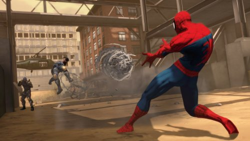 Spider-Man: Shattered Dimensions galerija