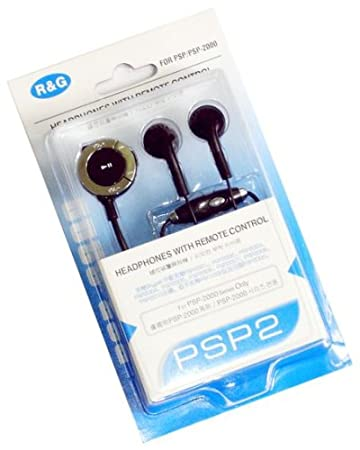 PSP Headset Kit for Skype BLACK with Screen Protector