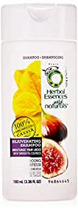 Herbal Essences Herbal Essences Wild Naturals Rejuvenating Shampoo, 3.5 Fluid Ounce