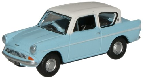Light Blue Ford Anglia Model (Ford Models compare prices)