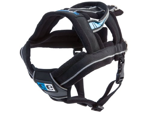 Canine Equipment Ultimate Pulling Dog Harness Large Black