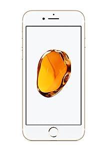 Apple iPhone 7 Smartphone débloqué 4G (Ecran : 4,7 pouces - 128 Go - iOS 10) Or