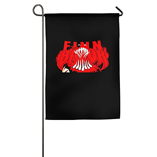 Finn Balor White Recordative Banner Flags 2016 Party