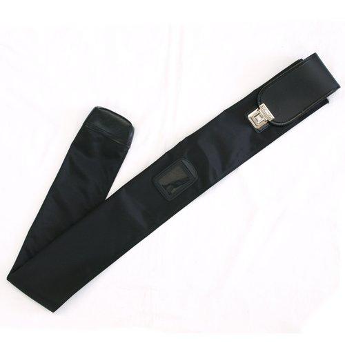 把小竹袋派系尼龙蒲包负楔 2 (黑色)