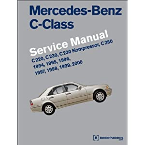 mercedes benz c280 owners manual 1993 2000 download