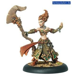 Privateer Press Hordes - Circle - Druid Wilder Model Kit