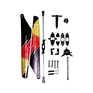 WL Toys V913 Upper Replacement Parts Set