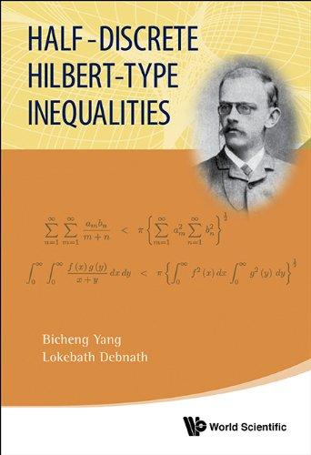 Half-Discrete Hilbert-Type Inequalities