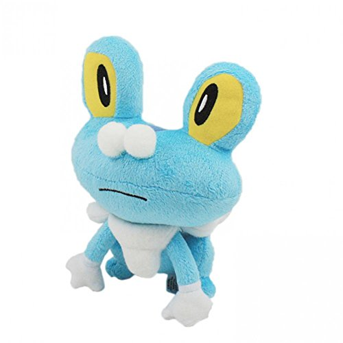 [Rosy Women Froakie Plush Toys Xy Series 18Cm For Children Stuffed Doll Soft Toy Pla784] (Froakie Costume)