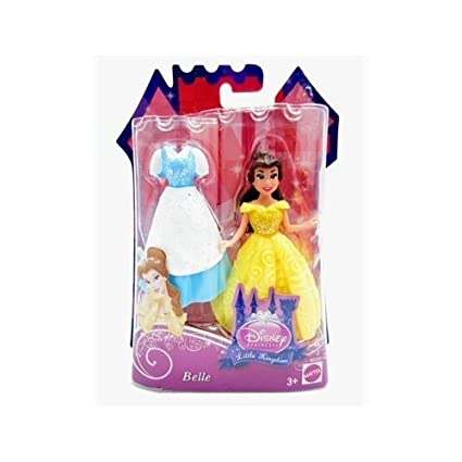 Disney Princesse Belle Mini Fashion Set