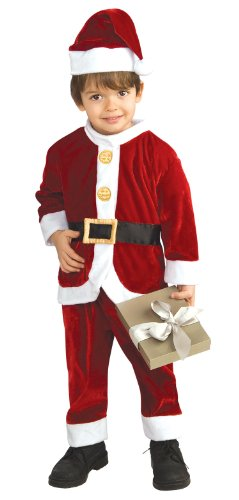 Lil' Santa Claus Kids Costume