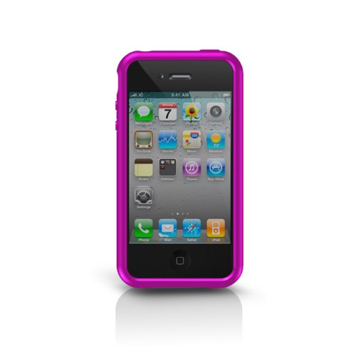 Marware SportGrip Edge iPhone 4G Case (Pink)