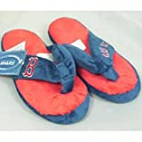 Boston Red Sox Womens Flip Flop Thong Slippers - XL at Amazon.com