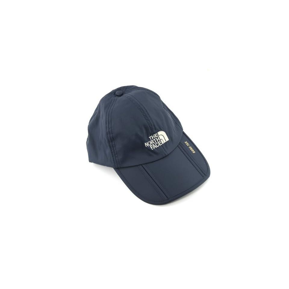 ccb8a2927 Waterproof Outdoor Hat Foldable Leisure Sports Cap w/ Adjustable Strap & Brim  Dark Blue