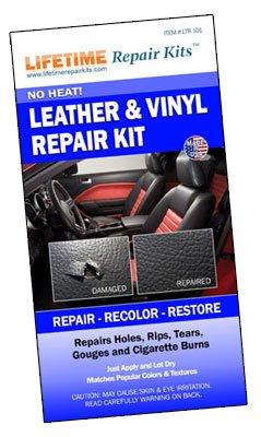 AIR DRY (No Heat) Leather & Vinyl Repair Kit LTR-101