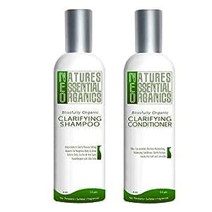 Clarifying conditioner instead of shampoo