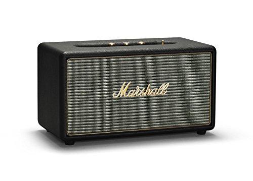 마샬 스탠모어 블루투스 스피커 블랙 Marshall Stanmore Bluetooth Speaker, Black (04091627)