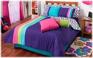 Lollipop Twin Comforter Set 2pc