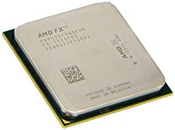 AMD FX-9590 Vishera 8-Core 4.7GHz Socket AM3+ 220W Desktop Processor - Black Edition