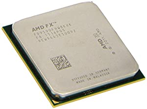 AMD FX-9590 Black Edition Octa Core CPU Socket (AM3+, 4.7GHz, 16MB, 220W, FD9590FHHKWOF, Turbo Core 3.0 Technology)
