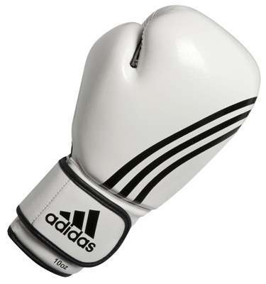 Adidas 'BOX FIT' Boxing Gloves 'ClimaCool', 10 oz [Misc.]