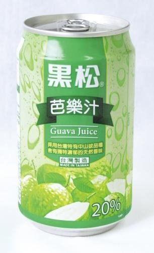 Honey-song Guava Juice Drink - 320ml (Pack of 24) (Hey Juice compare prices)