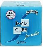 エアウォッシュ トイレCUBE(キューブ) せっけんの香り 130g