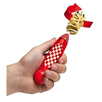 Twirling Spaghetti Fork