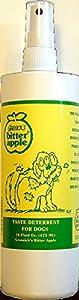 Grannick's Bitter Apple for Dogs Spray Bottle, 16-Ounces