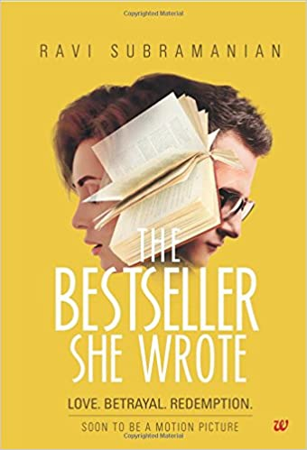 BOOK REVIEW: The Best Seller She Wrote by Ravi Subramanian image