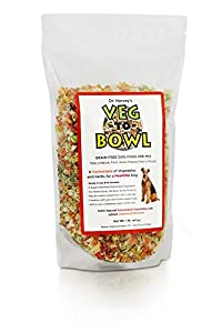 Dr. Harvey's Veg-To-Bowl Grain-free Dog Food Pre-Mix, 1 Pound