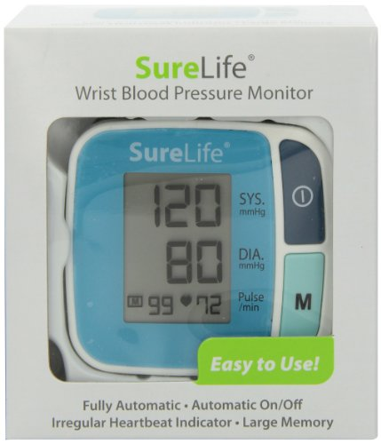 SureLife 860211 Blood Pressure Monitor