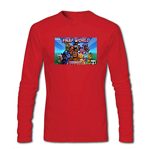 Five Nights at Freddy's For Mens Long Sleeves Outlet