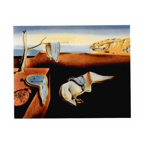 salvador dali die best ndigkeit der erinnerung 1931 vi poster kunstdruck 70 x 50cm. Black Bedroom Furniture Sets. Home Design Ideas