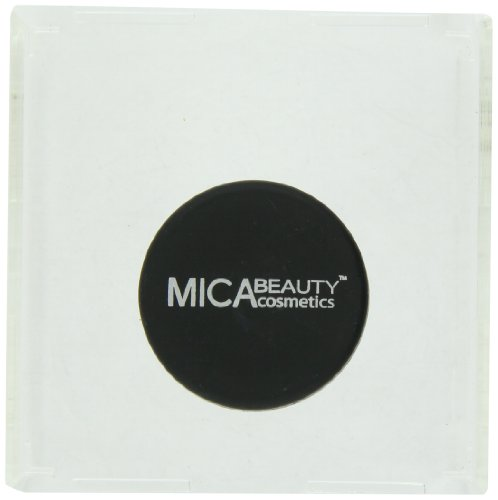 Micabeauty Mineral Eye Shadow No. 77, Ebony, 2.5 Gram