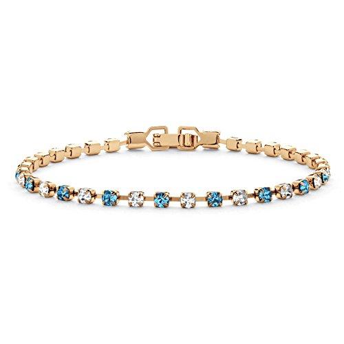 palm-beach-jewelry-bracelet-tennis-pierre-de-naissance-dore-mars